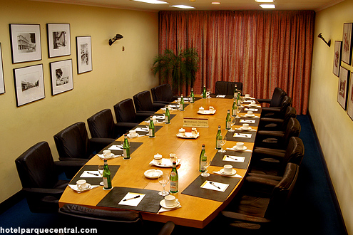 Hotel Parque Central Meeting Hall